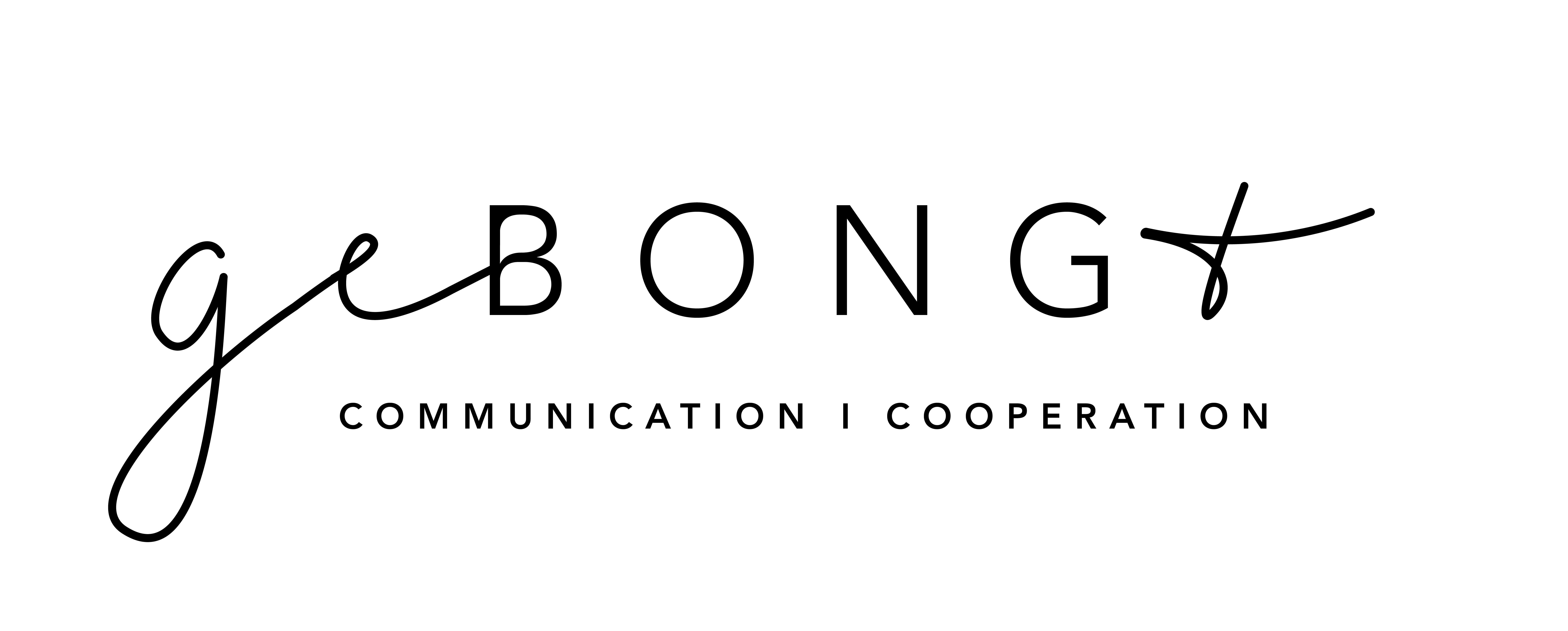gebongt Logo
